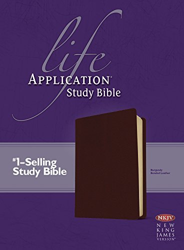 Life Application Study Bible: New King James Version, Burgundy Bonded Leather (Bible Nkjv) (2000-08-01)