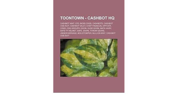 Toontown - Cashbot HQ: Cashbot Mint, CFO, Boss Cogs