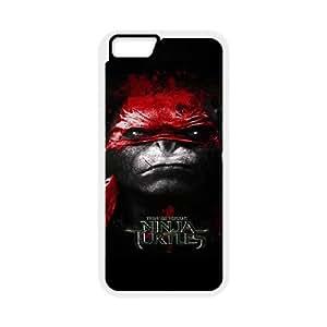 iphone6 4.7 inch Phone Case White Game boy TMNT Teenage Mutant Ninja Turtles UYUI6780539