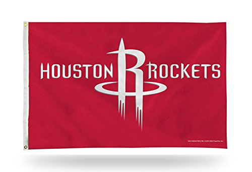 Houston Rockets Rico 3x5 Flag w/grommets Outdoor House Banner Basketball