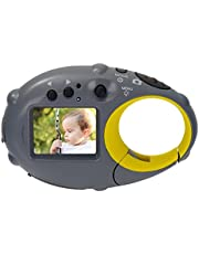 Funkprofi Mini Kinder Kamera ab 3 Jahre, Digitalkamera für Kinder Kids Photo Camera Action Camcorder Kompakt Kamera 1280P Video 500 Millionen Pixel 1,5-Zoll-Farbbildschirm