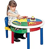 Liberty House Toys Round 4-Drawer Activity Table