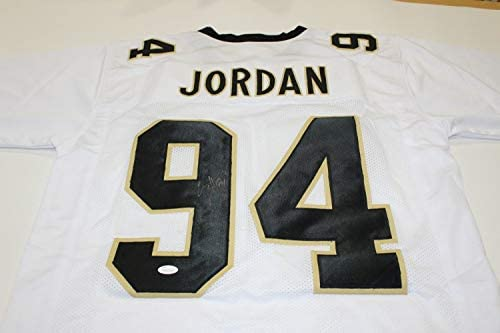 adeb454936b Cameron Jordan New Orleans Saints Autographed Signed Football Jersey JSAcoa Autographed  Signed - Size XL