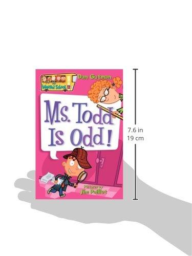 046594004994 - My Weird School #12: Ms. Todd Is Odd! carousel main 1