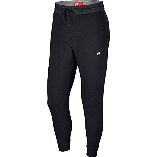 Nike Mens Modern Jogger Light Weight Pants Black/Black 832172-010 Size Large