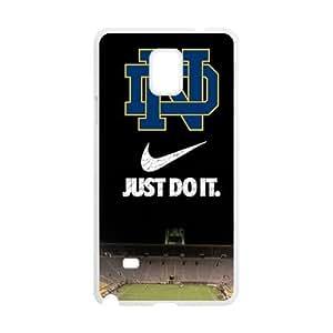 Just Do It Fashion Comstom Plastic case cover For Samsung Galaxy Note4 WANGJING JINDA