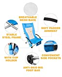 KingCamp Low Sling Beach Chair for Camping Concert