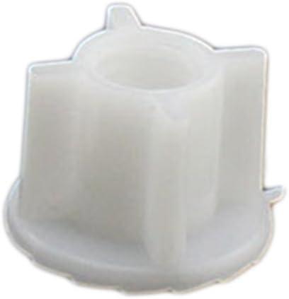 Anna822 1 Paire de vis pour abattant WC avec Trou de Fixation