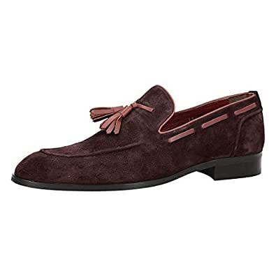 Konfidenz Loafer Shoes for Men - Brown