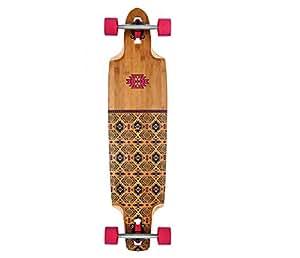Globe Hg Spearpoint Longboards, Red, 40