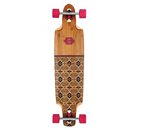 Globe Hg Spearpoint Longboards, Red, 40