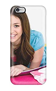 Iphone 6 Plus Case Slim [ultra Fit] Miley Cyrus Book Protective Case Cover