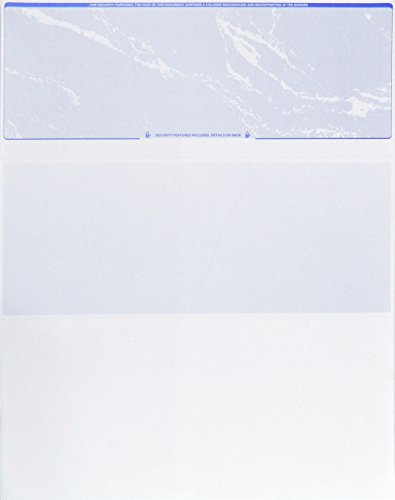 Blank Check Stock - Printable Checks for