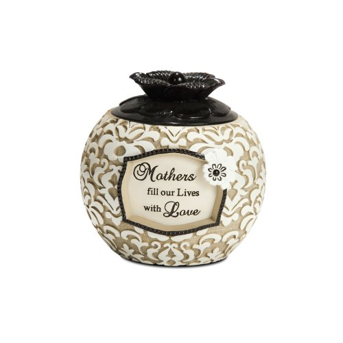 Modeles by Pavilion 88118 Mother Round Candle Holder, 3-Inch -