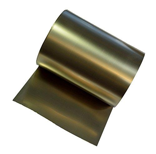 - Titanium foil pure 99.53% size: 0.12x200x1000 mm. Woodstab