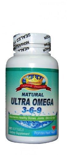 (Omega 3 6 9 (90 Soft Gels))
