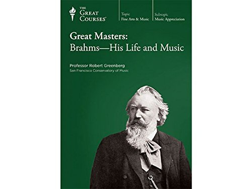 Great Masters: Brahms-His Life and (Concertante Viola)