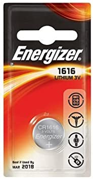 Energizer CR1616 Pile bouton-C1 piles bouton Lithium
