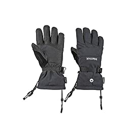Marmot Unisex Randonnee Glove, Black, L