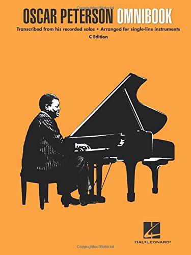 - Oscar Peterson - Omnibook: C Instruments