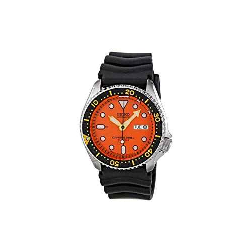 JAPAN Mens Analog Sport Automatic Seiko Watch SKX011J1 ()