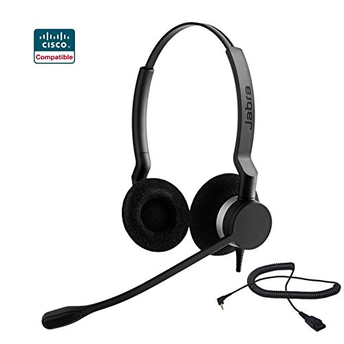 Cisco certified Jabra Biz 2300 DUO Direct Connect Bundle ...