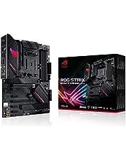 ASUS ROG Strix B550-F Gaming (WiFi 6) AMD AM4 (3rd Gen Ryzen™) ATX gaming motherboard ( PCIe® 4.0, 2.5Gb LAN, BIOS FlashBack, HDMI 2.1, Addressable Gen 2 RGB header and AURA Sync)