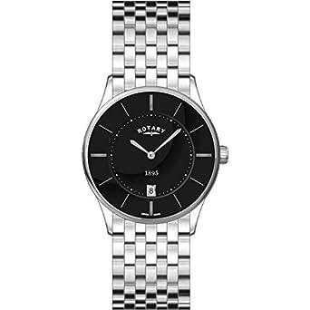 mens rotary ultra slim watch gb08200 04 rotary amazon co uk watches mens rotary ultra slim watch gb08200 04