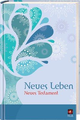 Neues Leben. Die Bibel. Neues Testament, Motiv: Blue Tree
