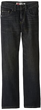 Levi's Big Boys' 550 Relaxed Fit Jeans, Phoenix, 8