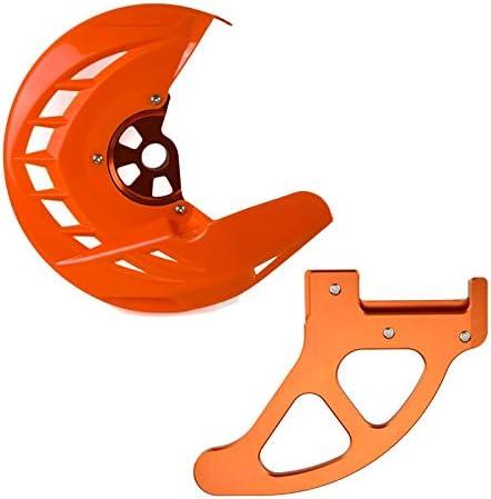 Rear Brake Disc Guard for Husqvarna FE FC FX TE TC TX 125 250 300 350 450 501 S