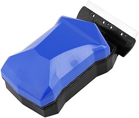 Zerodis - Cepillo Limpiador de Cristal para Acuario o pecera, rascador de Algas, Limpiador magnético, Herramienta de Limpieza para pecera de acrílico y ...