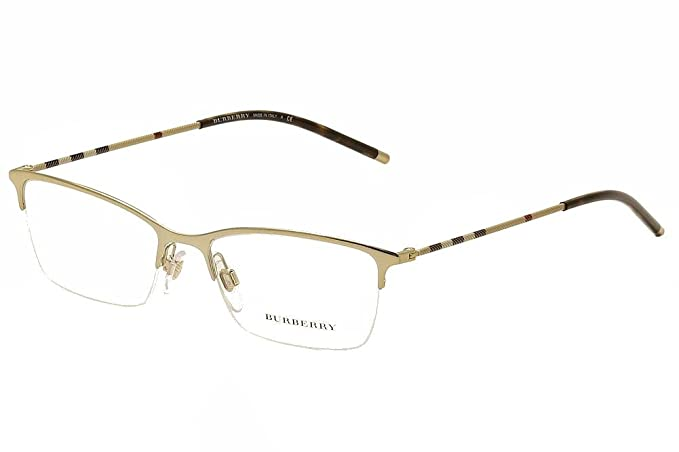 6b11585a137a Image Unavailable. Image not available for. Colour: Burberry Eyeglasses  BE1278 ...
