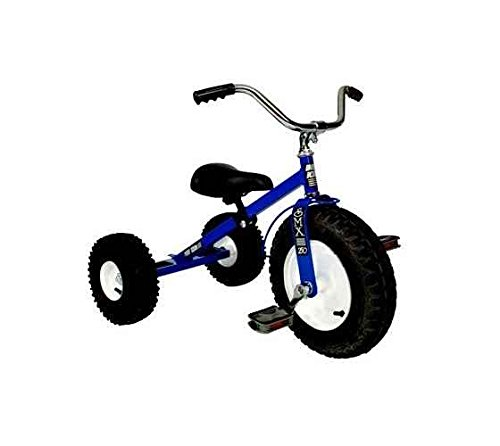 Dirt King Children's Tricycle BLUE
