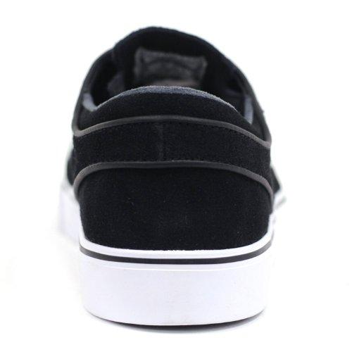 Nike Hommes Stefan Janoski Premium Se Skate Chaussure-noir / Blanc-nouvelle Ardoise (7 D (m) Nous)