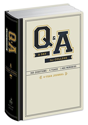 Q&A a Day for College: 4-Year ()