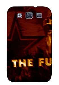 Hot Design Premium JjRrYKM294WYQXw Tpu Case Cover Galaxy S3 Protection Case(metro 2033)