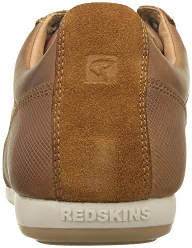 Homme 2 47 Walkin cognac Redskins Baskets Marron BT7xq