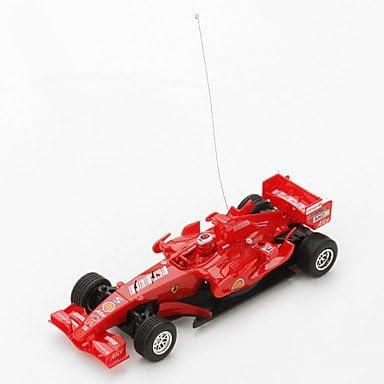 Radio Control Mini F1 Racing Car (Red): Amazon.es: Electrónica
