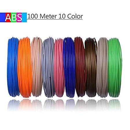 FAN-MING-N-3D, 20 Colores o 10 Colores o 5 Colores/Juego de ...