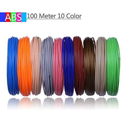XuBaoFu, 2019 20 Colores o 10 Colores o 5 Colores/Set 3D Fila ...