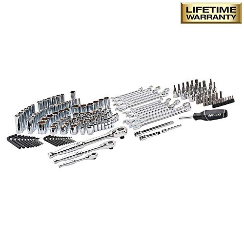 Husky - Mechanics Tool Set (185-Piece)