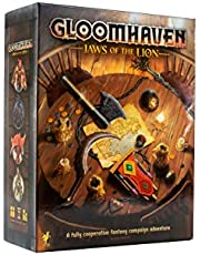 Cephalofair Games Gloomhaven: Jaws of The Lion Strategy Boxed Board Game
