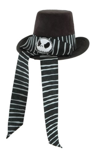 elope Victorian Jack Top Hat (Gothic Disney Characters)