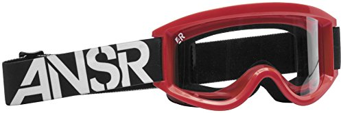 Answer Nova Goggles - One size fits most/Red