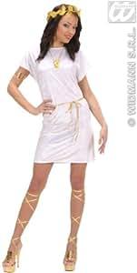 Disfraz de Tunica Blanca Adulto