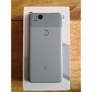 Google Pixel 2 64GB Unlocked GSM/CDMA 4G LTE Octa-Core Phone w/ 12.2MP Camera – Kinda Blue