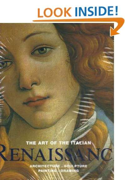 Read Online The Art of the Italian Renaissance: Architecture, Sculpture, Painting, Drawing pdf epub