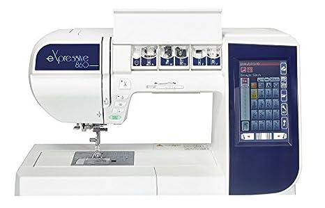 ELNA eXpressive 860 - Máquina de coser: Amazon.es: Hogar