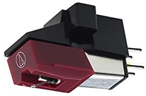 "Review Audio-Technica AT95EX Phono Cartridge Elliptical Stylus 1/2"" Mount"